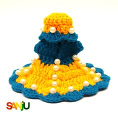 Krishna dress Krishna, Crochet Hats, Beanie, Dresses, Fashion, Knitting Hats, Vestidos, Moda, Fashion Styles