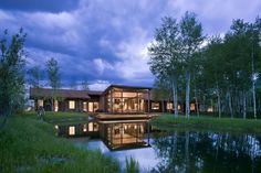 EHA Family Trust Residence #casedilusso #luxuryhomes #villa http://www.lussocase.it/2013/03/eha-family-trust-residence-casa-di-lusso-natura/