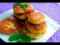 SUBSKRYBUJ https://www.youtube.com/user/SmakowiteDania i bądź na bieżąco! Pyszne placki z ugotowanych ziemniaków to tania i prosta propozycja obiadowa . Najl...