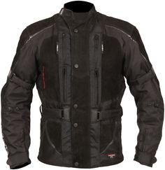 Ministry of Bikes - Buffalo Endurance Motorcycle Jacket - Black, �129.99 (http://www.ministryofbikes.co.uk/buffalo-endurance-motorcycle-jacket-black.html/)