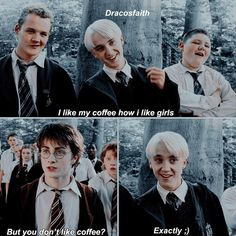 Perfect coming out #drarry