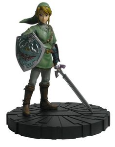 The Legend of Zelda PVC Statue Link 26 cm - Figur