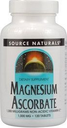 Source Naturals Magnesium Ascorbate is the buffered and non-acidic formula that combines all the benefits of Vitamin C and Magnesium. Vitamin C is well known to nourish the brain, skin, joints, heart, and immune system while Magnesium is a very important mineral for its participation on over 300 biochemical reactions in the body. visit us :  http://www.tasmanhealth.co.nz/source-naturals-magnesium-ascorbate/