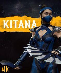Kitana Kitana Mortal Kombat, Mortal Kombat Xl, Video Game Posters, Video Game Characters, Mortal Kombat Ultimate, Liu Kang And Kitana, Spiderman Black Cat, Mortal Kombat X Wallpapers, Arte Peculiar