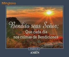 Frases para dar bendiciones de Dios