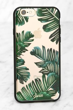Sonix Bahama Palm Print iPhone 6 Case