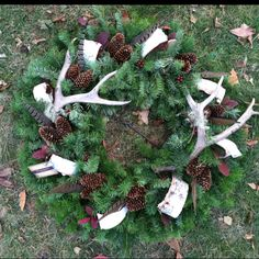 Wildlife Deer Wreath Ideas | Wreaths