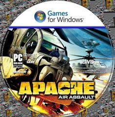 Apache Air Assault Game Review: Apache Air Assault provides 2 modes of difficulty named as Training & Realistic in order to accommodate the level of player's helicopter expertise. The game is designed for the player who does not know his pitch from his yaw,  Full Version Apache Air Assault Game Free Download LINK:  PC Game Download Free Apache Air Assault Full Version