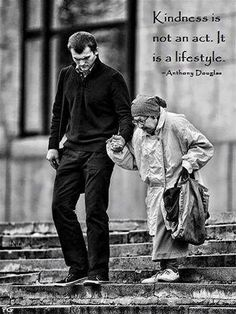 Kindness is not an act. It's a lifestyle. life quotes quotes quote inspirational quotes success quotes motivational quotes life quotes and sayings Great Quotes, Quotes To Live By, Me Quotes, Motivational Quotes, Inspirational Quotes, Quotes Kids, Famous Quotes, Wisdom Quotes, Bien Dit