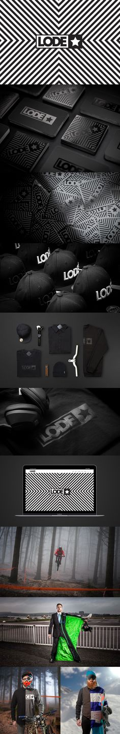 Lodestar is a new sport and lifestyle brand that Crate47 created the complete branding for. This included researching the sector and originating the name as well as designing the logo and sub branding. And then… there was the photography: from product shots to style and event shoots.