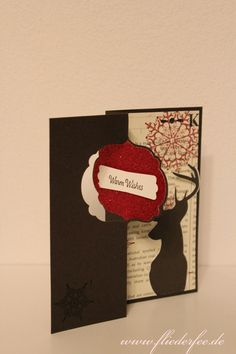 Stampin' Up! Christmas card Remembering Christmas
