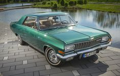 1964 Opel Diplomat A Coupe Classic Motors, Classic Cars, Buick, Fiat 500, Classic Mercedes, Top Cars, General Motors, Amazing Cars, Exotic Cars