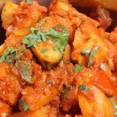 In curry gebakken aardappels @ allrecipes.nl