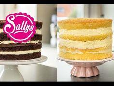 deutsche Buttercreme Grundrezept und Variationen - Sallys Blog