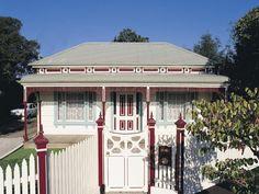 Victorian exterior house