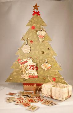 Handmade Holiday - Christmas Countdown, Ashley Stephens