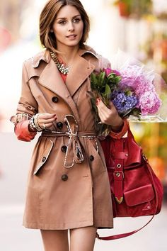 Vitamina Spring Summer 2014 Featuring Olivia Palermo by The Trend Diaries Look Olivia Palermo, Estilo Olivia Palermo, Olivia Palermo Lookbook, Estilo Fashion, Fashion Mode, Ideias Fashion, Petite Fashion, Curvy Fashion, London Fashion
