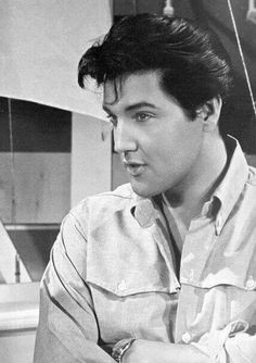 "Elvis in ""Clambake"". This is one of my favourite movies and I will always know how to spell ""CONFIDENCE"" lol"