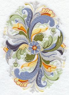 Machine Embroidery Designs at Embroidery Library! - Color Change - C2353