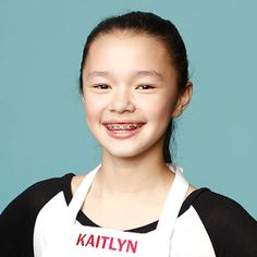Kaitlyn | MasterChef Junior on FOX