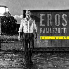 Eros Ramazzotti stelt vandaag nieuw album 'Vita Ce N'è' voor. Ricky Martin, Tina Turner, Celine Dion, Eminem, Lps, Verona, Alex Ortiz, Adele, Mike Olfield