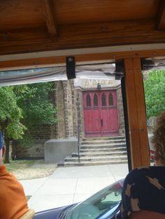God's Barn, Ohio City front door