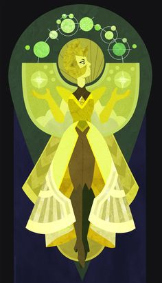 She is very large and powerful and I love her. You just gotta catch the new Steven Universe episode seriously.