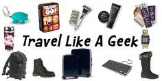 Travel Like a Geek - https://geekdad.com/2016/12/travel-like-a-geek/?utm_campaign=coschedule&utm_source=pinterest&utm_medium=GeekMom&utm_content=Travel%20Like%20a%20Geek
