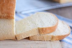 Perfect {and Simple} White Sandwich Bread via @melskitchencafe