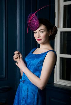 Mark T Burke Millinery by Yvphoto, via Flickr