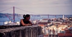 Lisbon, Portugal   Cate and the City