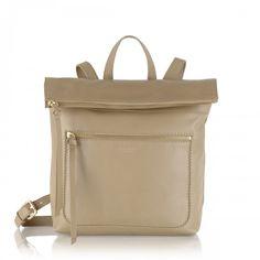 Radley London Maltby Street Zip Top Backpack Khaki | Bag