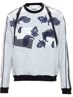 James Long Lace And Strap Sweatshirt - Eraldo - Farfetch.com