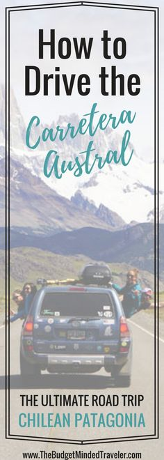 The Carretera Austral in Chilean Patagonia is THE ultimate road trip destination for outdoor adventure lovers. I've done it. Here is my itinerary, road trip advice, camping tips, must-do's, and more. #roadtrip #patagonia #traveltips #travelblog #travelmore #travellife #chile #southamerica #carreteraaustral #longtermtravel #budgettravel