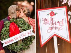 Vie de Vic: Christmas Weddings