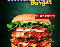 "Check out new work on my @Behance portfolio: ""AMERICAN BURGUER"" http://be.net/gallery/66243665/AMERICAN-BURGUER"
