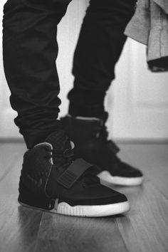 Yeezy black