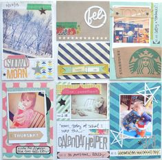 {creative crafting}: {project life with scrapbook circle}