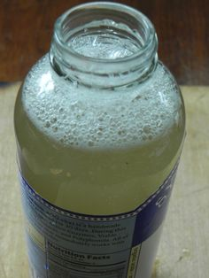 Good article on getting your kombucha to be FIZZY - says to stir up the sediment…