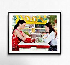 PETIT-déjeuner à Luc gilmore girls art rory par TipsyRiver