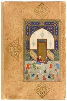 Hilālī, a Persian poet of Turkish origin, wrote three masnavīs (narrative poems in rhyming couplets), including a Lailā and Majnūn story with a happy ending and the present work, which was criticized in the memoirs of Bābur, the future Mughal emperor. Hilālī had made the dervish the lover and the king the beloved, making him a shameless strumpet.