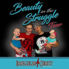 Tonight our ministry Irregular4Christ will be leading worship and sharing testimony at Rock Point Church Celebrate Recovery in Queen Creek at 7pm. Come check out my wife sharing our testimony and new music from my album 'Beauty in the Struggle'. @i4cmin  @kmmarshall423  #irregular4christ #bitstour17 #i4cmin #celebraterecovery #BeautyInTheStruggle