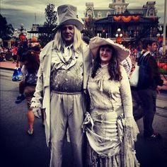 Haunted Mansion Disney Costume