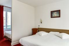 St Malo, Bed, Furniture, Home Decor, Triple Room, Bedrooms, Home Decoration, Decoration Home, Stream Bed