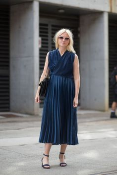 The best looks from Australian Fashion Week. See all the best street styles here // Granny Style