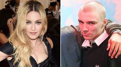 Madonna stands by son Rocco after marijuana arrest