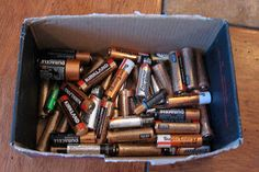 How to Test Household Batteries - Brown Thumb Mama