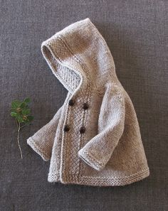 Ravelry: Project Gallery for Latte Baby Coat pattern by Lisa Chemery – Baby knitting patterns Baby Knitting Patterns, Knitting Blogs, Coat Patterns, Knitting For Kids, Baby Patterns, Hand Knitting, Skirt Patterns, Blouse Patterns, Clothes Patterns