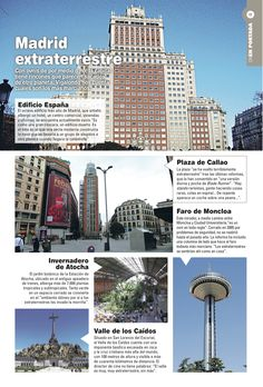 Entrevista a Nacho Vigalondo, página 4. Tema de portada del suplemento de El País On Madrid.