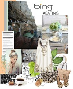 """""""Tastemakers with the Bing Summer of Doing"""" by lagomera ❤ liked on Polyvore"""